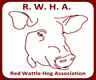Red Wattle Hog Association